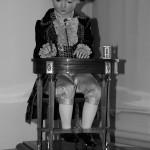 Automate Prince Eugène au musée CIMA à Sainte-Croix (VD)